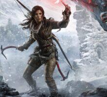 Lara Croft--Tomb Raider Sticker