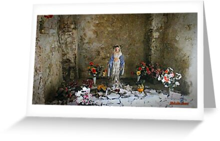 """"""" The tiny Altar"""" by Malcolm Chant"""