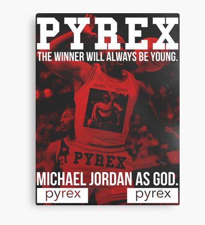 PYREX VISION Canvas Print