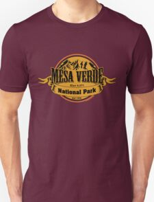 Mesa Verde National Park, Colorado  T-Shirt