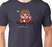 Villager 8 bit Unisex T-Shirt