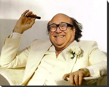 Danny DeVito as Scarface by Charles McFarlane