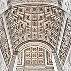 Arc de Triomphe by Monika Nakládalová
