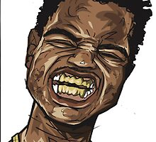 Rare Ian Connor by Banksquiat69