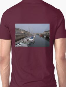 Boats in Lossiemouth Harbour T-Shirt