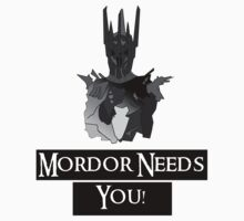 Sauron's Recruitment Schemes by Lolcakes