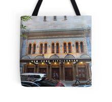 NYC City Centre Building Tote Bag