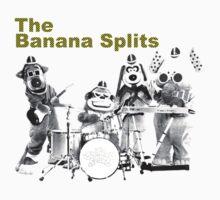 banana splits by Wokswagen