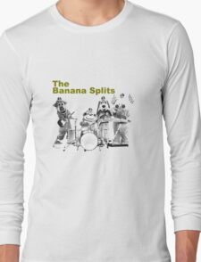 banana splits Long Sleeve T-Shirt