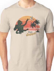 Coast Of The Titans Unisex T-Shirt