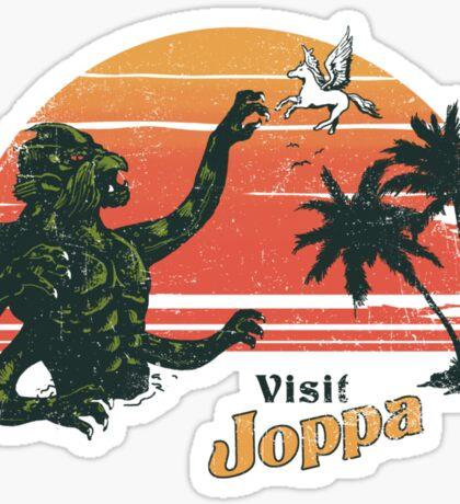 Coast Of The Titans Sticker