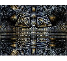 Water Chamber Photographic Print
