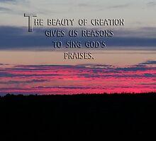 God's creation by vigor