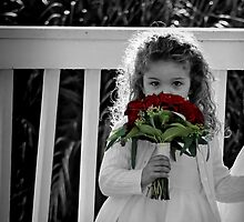 *The Flower Girl* by DeeZ (D L Honeycutt)
