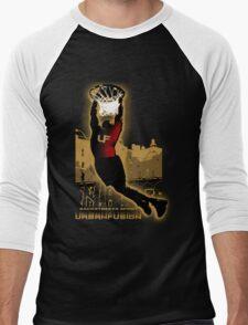 b ball street Men's Baseball ¾ T-Shirt