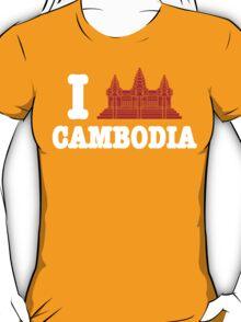 I Angkor (Love) Cambodia T-Shirt