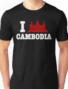 I Angkor (Love) Cambodia Unisex T-Shirt