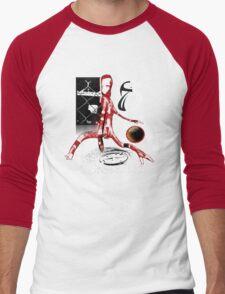 tribe bball Men's Baseball ¾ T-Shirt