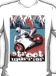 tribe machine street T-Shirt