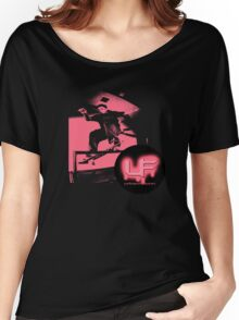 tribe machine street Women's Relaxed Fit T-Shirt