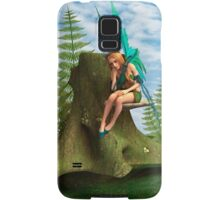 Thoughtful Fairy Samsung Galaxy Case/Skin