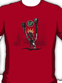 tribe rooftop scream T-Shirt
