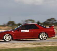 Oz Gymkhana #35 R32 Skyline by Stuart Daddow Photography