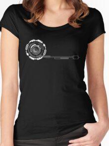 Audio Tech Design Women's Fitted Scoop T-Shirt
