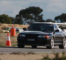 Oz Gymkhana #37 R32 Skyline by Stuart Daddow Photography