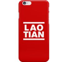 LAOTIAN iPhone Case/Skin