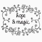 hope & magic by Romeyy