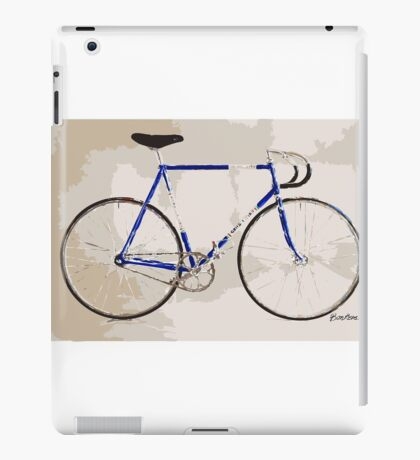The Gios Track Bike iPad Case/Skin