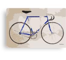 The Gios Track Bike Canvas Print