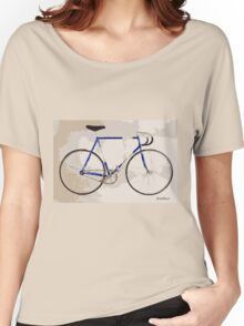 The Gios Track Bike Women's Relaxed Fit T-Shirt