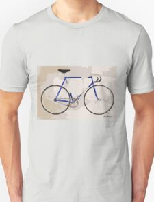 The Gios Track Bike Unisex T-Shirt