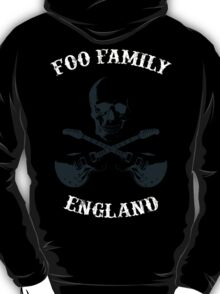 Foo Family England T-Shirt