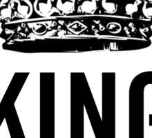King Kylie Sticker