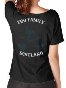 Foo Family Scotland Women's Relaxed Fit T-Shirt