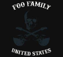 Foo Family USA Kids Clothes