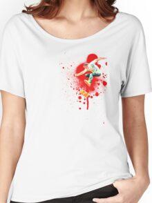 Skateboard Women's Relaxed Fit T-Shirt