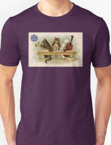Musical Cats T-Shirt