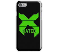 X-Rated iPhone Case/Skin