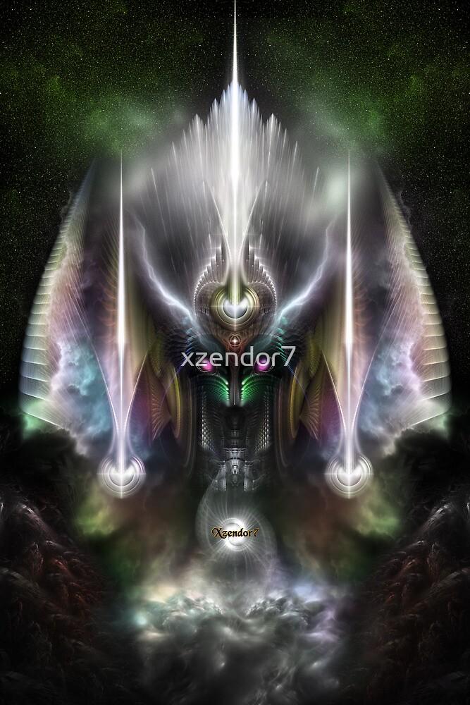 Tyrinan The Horikin God Of War by xzendor7