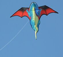 Dragon Kite by Tanya Shockman