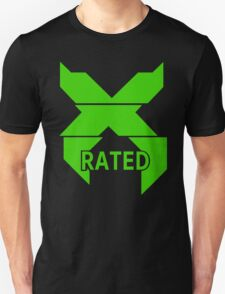 X-Rated Unisex T-Shirt