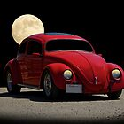 1966 Volkswagon 'After Dark' by DaveKoontz