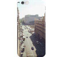 Barcelona Street iPhone Case/Skin