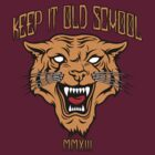 Keep It Old School by 126pixels