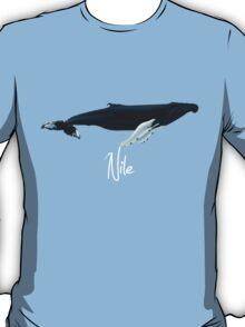 Humpback Whale - Nile T-Shirt