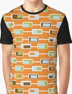 60s Boxes Graphic T-Shirt